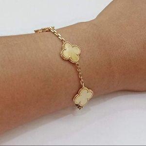 Van Cleef and Arpels Vintage Alhambra Bracelet